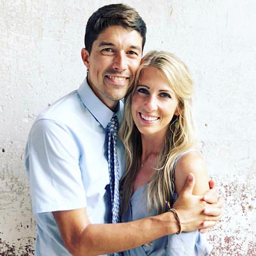 Mitch and Holly Sanford